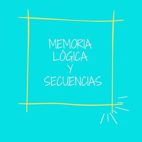 Memoria, lógica y secuencias